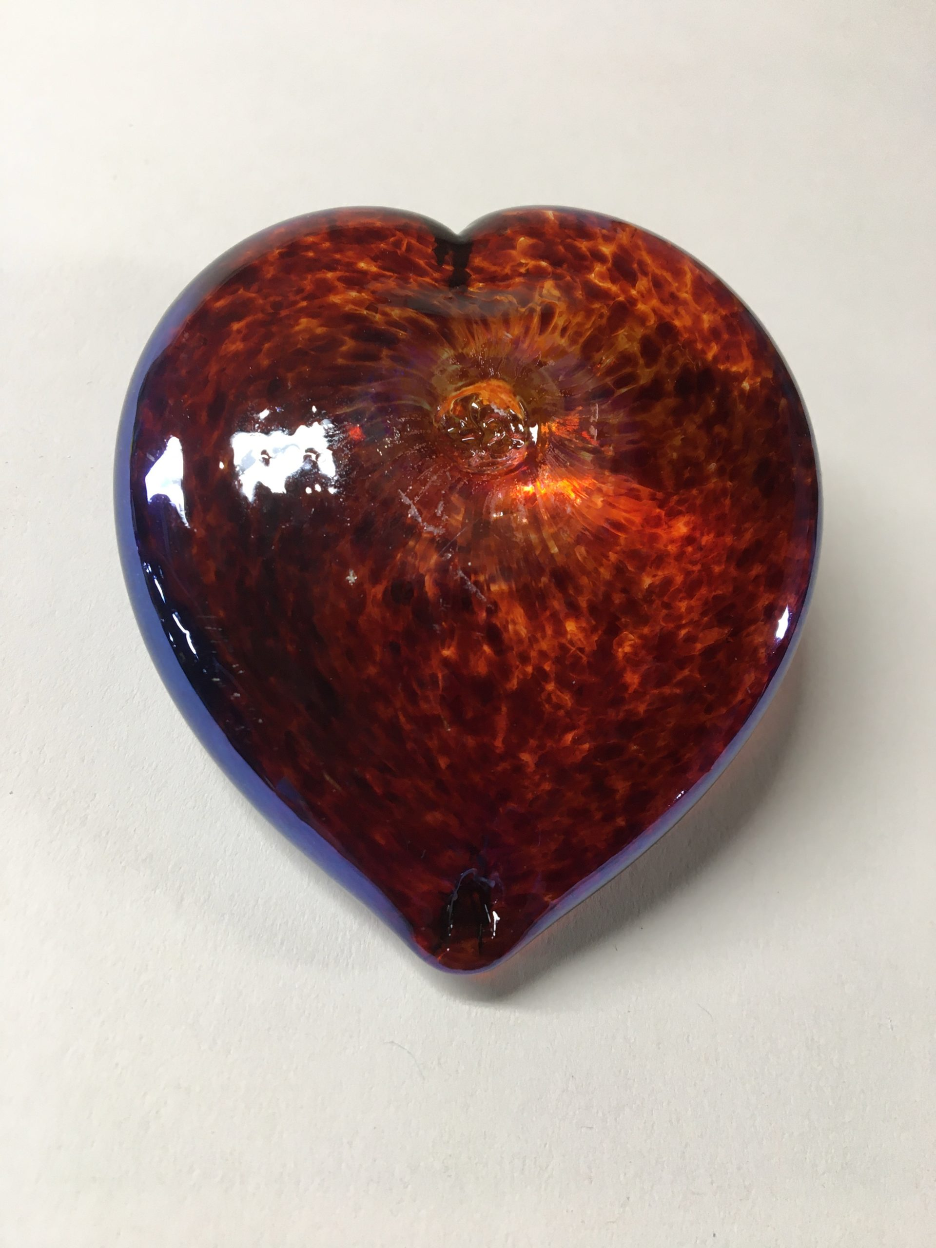 Heart of Glass Red