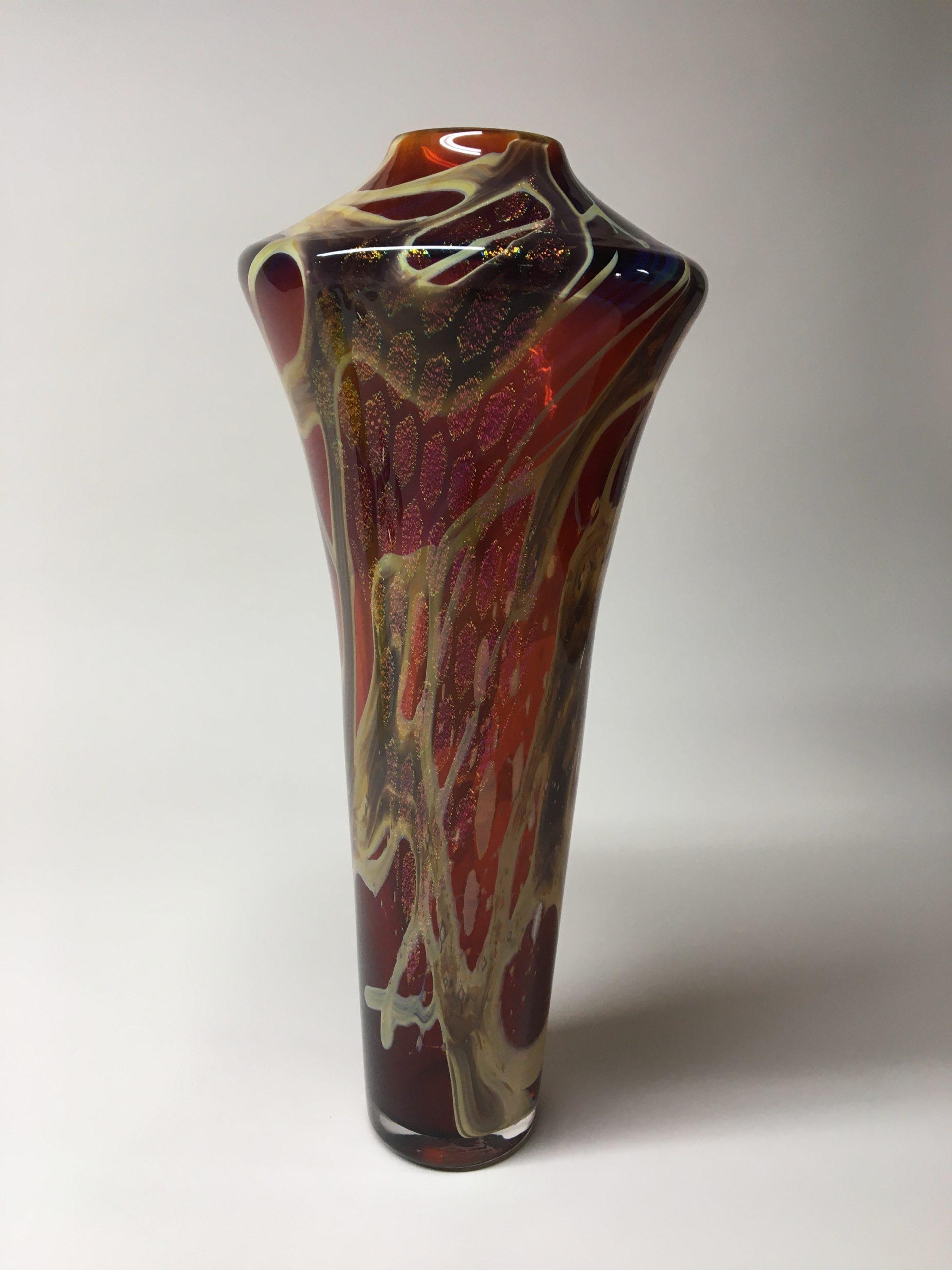 Aldebron, Argentum Series Vase